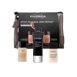 COFFRET FILORGA NUDE 01+TIME FLASH+NUDE 02 (offert)
