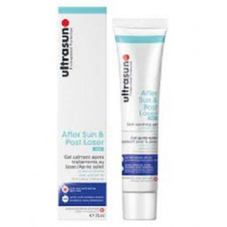 ULTRASUN AFTER SUN & POST LASER GEL , 75ml