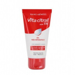 Vitacitral Soin TR+ Gel Réparateur Apaisant, 75 ml