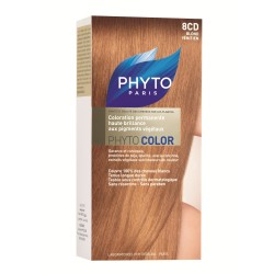 PHYTO Phytocolor Couleur Soin 8 CD Blond Vénitien, 1 kit