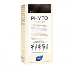 PHYTO Phytocolor Couleur Soin 5 chatain clair, 1 kit