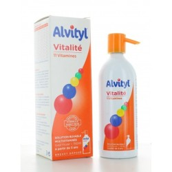 ALVITYL SIROP multiVITAMINES SIROP, 150ML