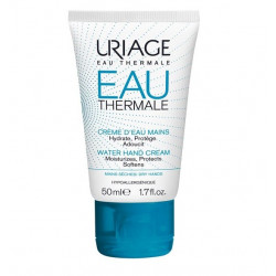 URIAGE EAU THERMALE CREME D'EAU MAINS 50ML