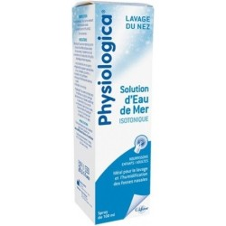 GIFRER PHYSIOLOGICA SOLUTION EAU DE MER ISOTONIQUE 100ML