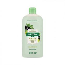 FLORESSANCE Shampooing Huile Argan et Olive - 250ml