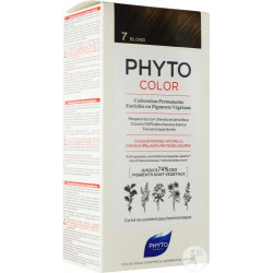 PHYTO Phytocolor Couleur Soin 7 Blond, 1 kit