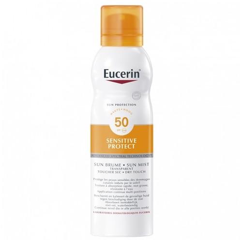 EUCERIN SUN SENSITIVE PROTECT BRUME TRANSPARENTE SPF50 200ML