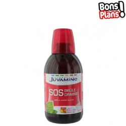 JUVAMINE SOS BRULE GRAISSE 500 ML