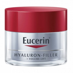 EUCERIN HYALURON-FILLER SOIN DE NUIT + VOLUME-LIFT ANTI-AGE 50ML