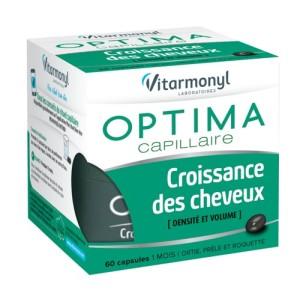 VITARMONYL OPTIMA CROISSANCE DES CHEVEUX 60 CAPSULES