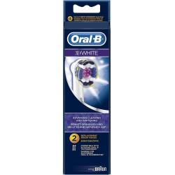 Oral-B Brossettes 3DWhite x2