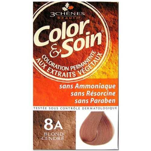 Color & Soin Coloration Blond Cendré 8A
