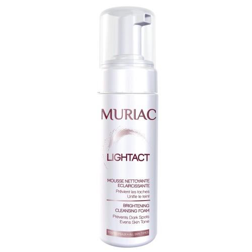 MURIAC LIGHTACT MOUSSE NETTOYANTE ECLAIRCISSANTE 150ML