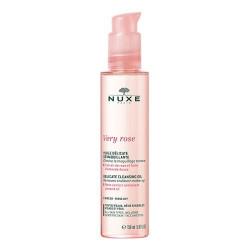 NUXE HUILE DEMAQUILLANT VERY ROSE 150ML
