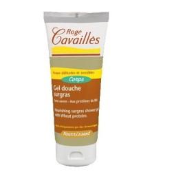 ROGE CAVAILLES Gel douche surgras Nourrissant, 250ml