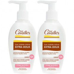 ROGE CAVAILLES Intime Soin toilette intime Extra Doux, 200ml