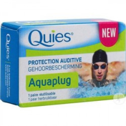 Quies Aquaplug Boîte De 2