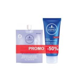 LAINO PACK DUO Masque Soin Éclat + Crème mains à - 50%