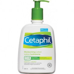 CETAPHIL LOTION HYDRATANTE 500ML