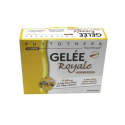 PHYTOTHERA GELEE ROYALE, 20 SACHETS