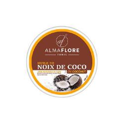 ALMAFLORE HUILE NOIX DE COCO 100ML