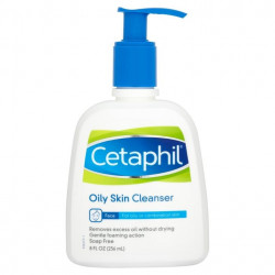 CETAPHIL OILY SKIN CLEANSER 236 ML