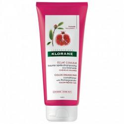 Klorane A La Grenade Eclat Couleur Baume Apres-shampooing 200ml