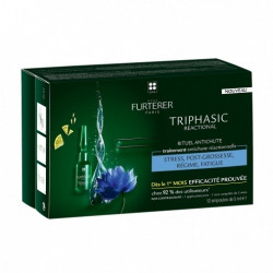 FURTERER TRIPHASIC REACTIONAL 12 AMPOULES