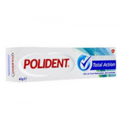 POLIDENT CREME FIXATIVE TOTAL ACTION