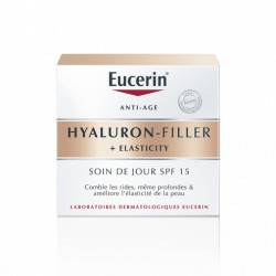 EUCERIN SOIN DE JOUR ANTI-AGE SPF15 50ML HYALURON-FILLER + ELASTICITY