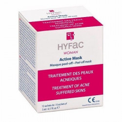 HYFAC WOMAN ACTIVE MASK 15 SACHETS