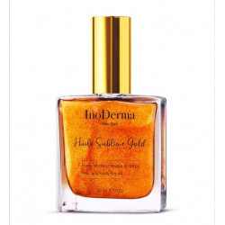 INODERMA HUILE SUBLIME GOLD 50ML