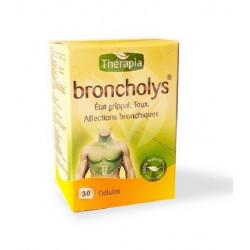 THERAPIA BRONCHOLYS BOITE DE 30 GELULES