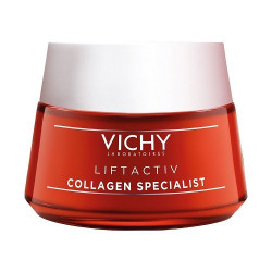 VICHY COLLAGEN LIFTACTIV SPECIALIST CREME ANTI RIDES + VITAMINE C 50ML