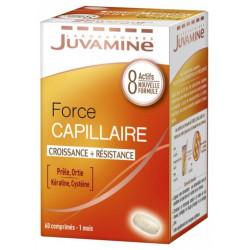Juvamine Force Capillaire 60 comprimés