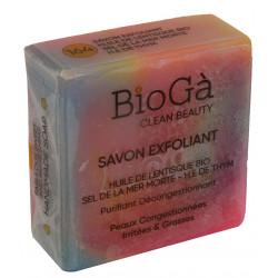 BIOGA SAVON EXFOLIANT