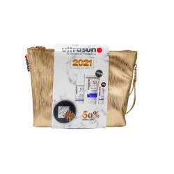 COFFRET ULTRASUN ANTI-PIG+GLIMMER 50%+LIP SPF 50%