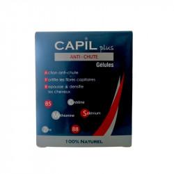 CAPIL PLUS ANTI-CHUTE CHEVEUX 60 GELLULES
