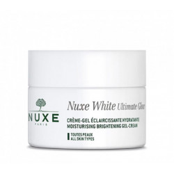 NUXE WHITE ULTIMATE GLOW CREME GEL ECLAIRCISSANTE HYDRATANTE