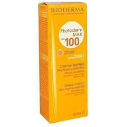 BIODERMA PHOTODERM MAX CREME TEINTE CLAIRE SPF 100, 40ML