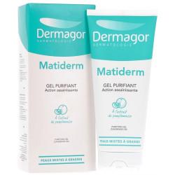 DERMAGOR MATIDERM GEL PURIFIANT, 200 ml