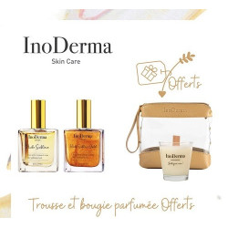 INODERMA TROUSSE HUILE SUBLIME 50ML +50ML GOLD