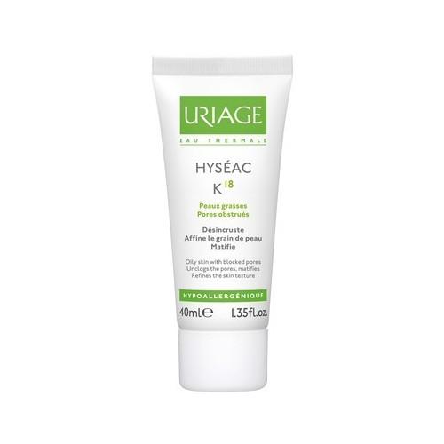 URIAGE HYSEAC Crème K18, 40 ml