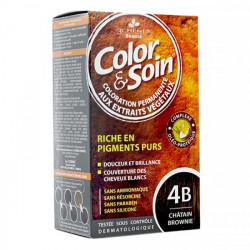 Color & Soin Coloration rouge myrtille 11R