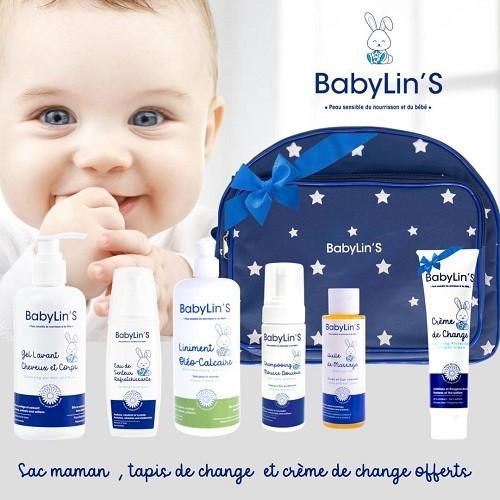 BABYLIN'S SAC NAISSANCE+ CREME DE CHANGE 75G OFFERTE