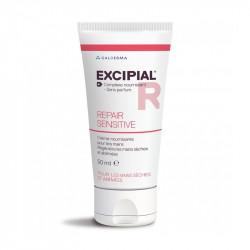 Excipial Repair Sensitive Crème mains, 50 ml