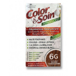 3 CHÊNES COLOR & SOIN ADVANCED - 6G BLOND FONCE DORE