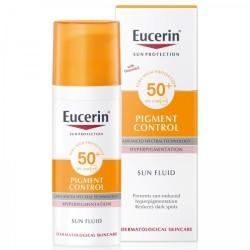 EUCERIN PIGMENT CONTROL FLUID SPF 50 SOLAIRE ANTI TACHES 50 ML