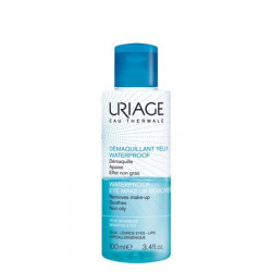 URIAGE Démaquillant Yeux Waterproof, 100ml