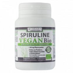 3 Chênes Bio Spiruline de Production Biologique, 75 comprimés